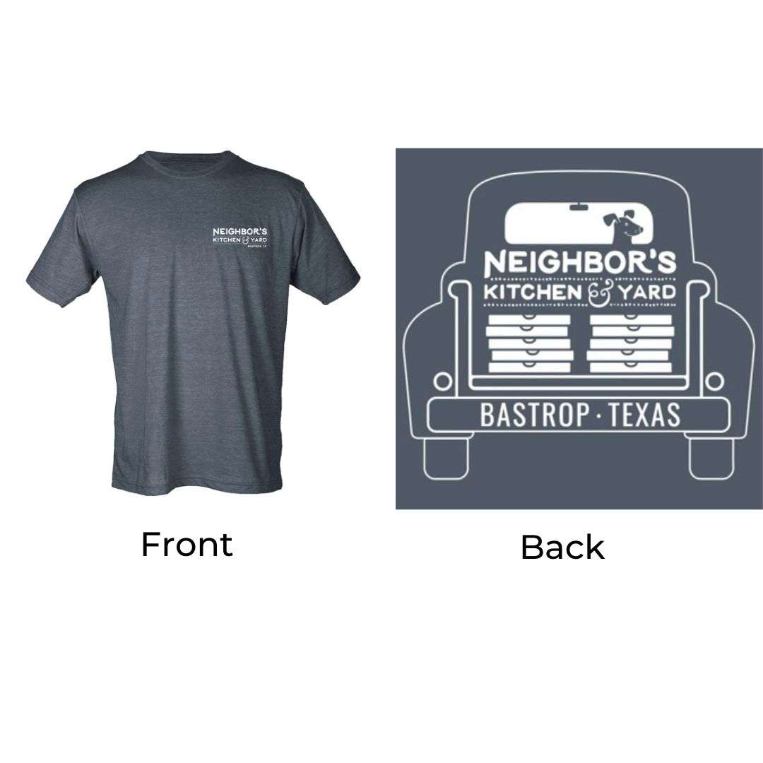 NK&Y Dog/Truck T-shirt