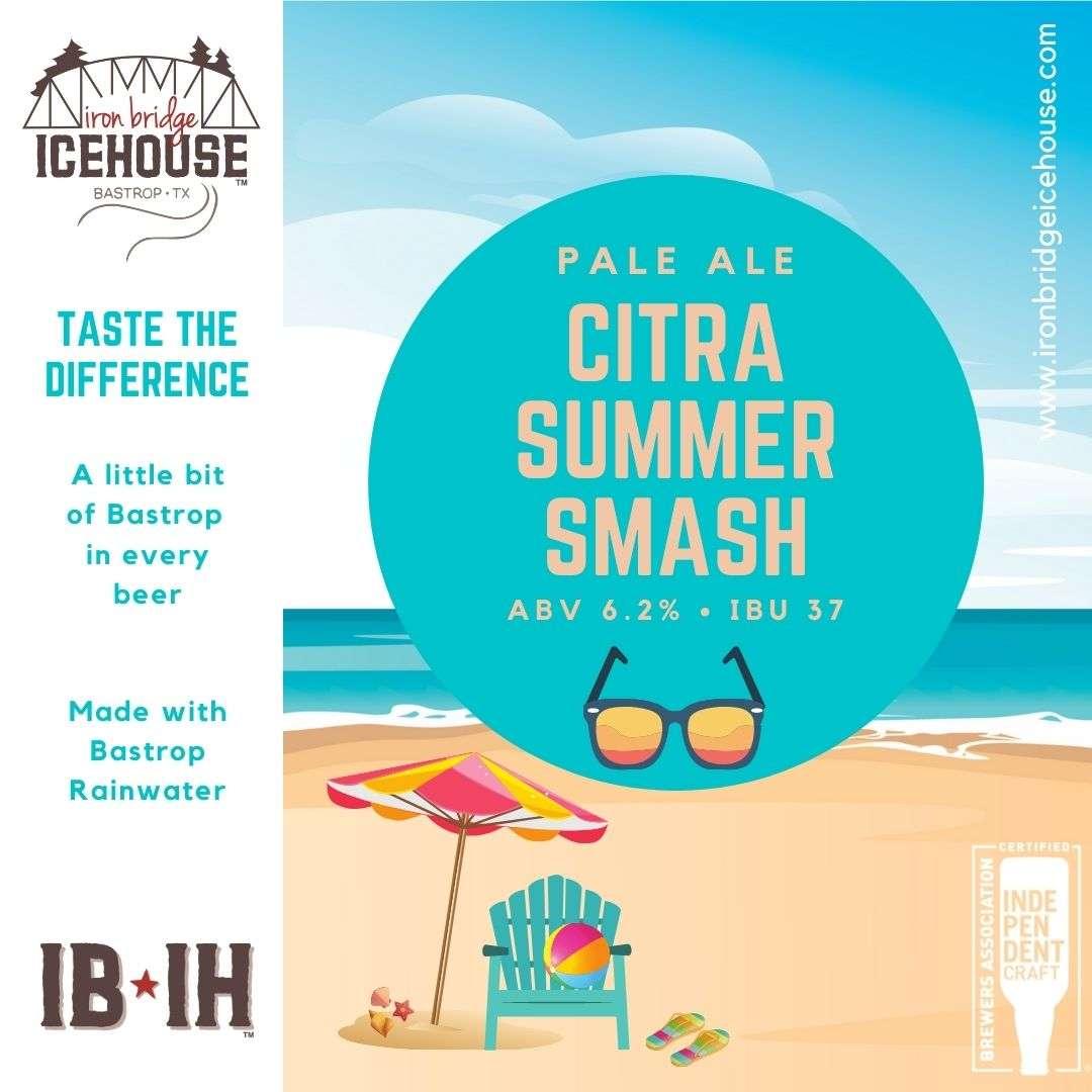 2. Citra Summer SMaSH™ 6.2% | 37 IBU