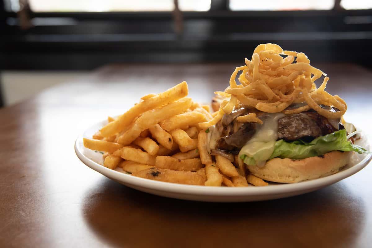 Black Diamond Burger