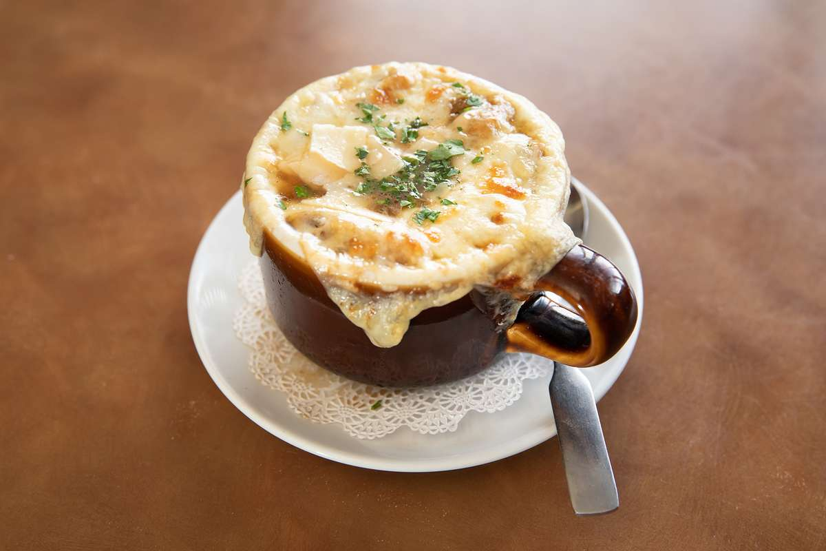 Baked French Onion