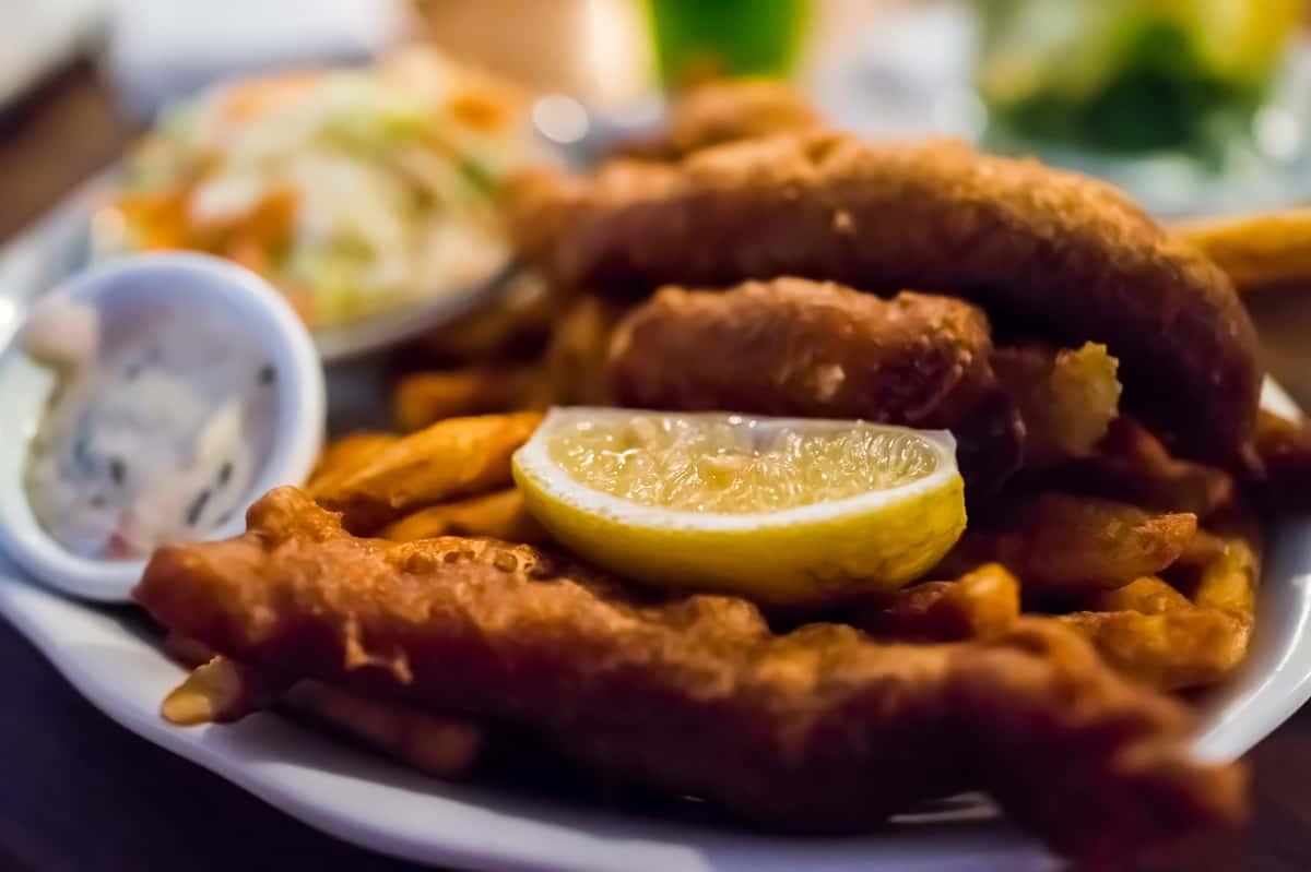 Haddock & Fries