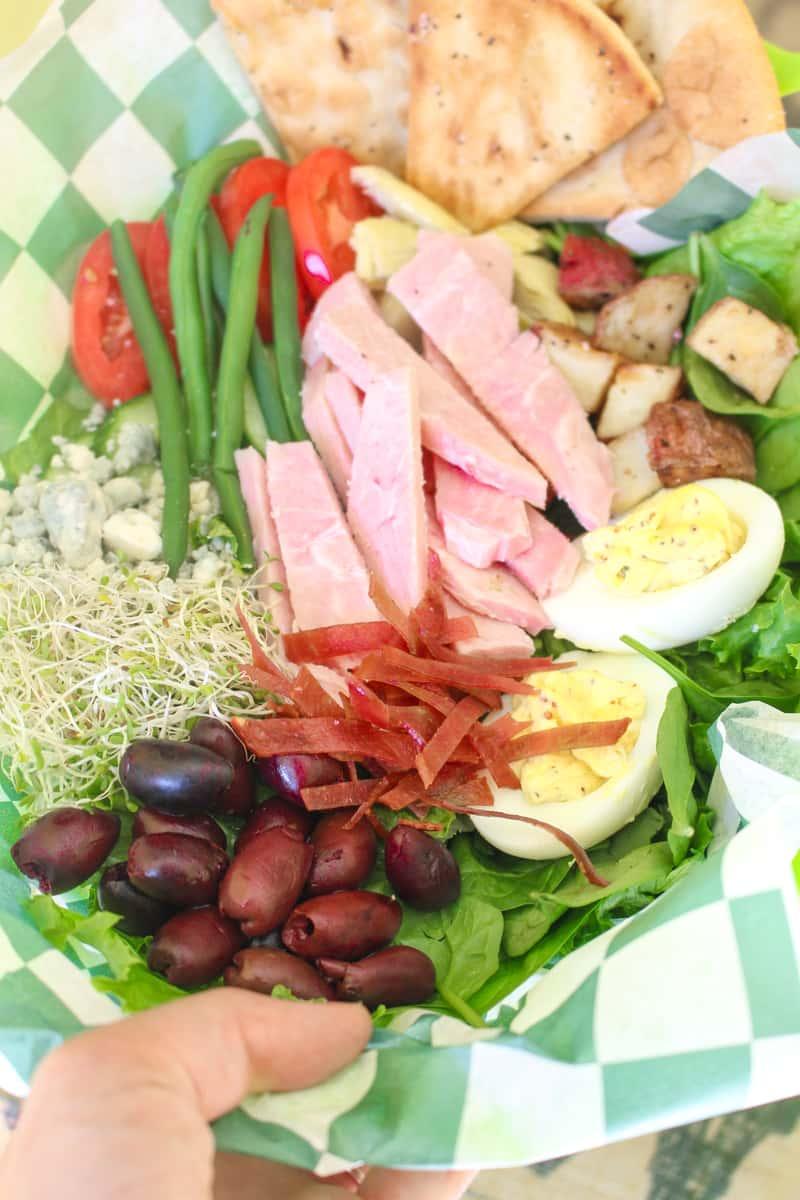Annie's Salad