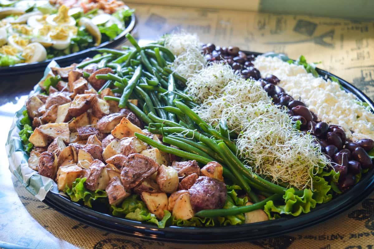 Best Salad Athens Georgia