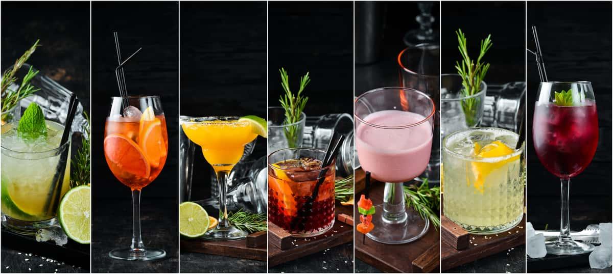 Cocktails & Dessert