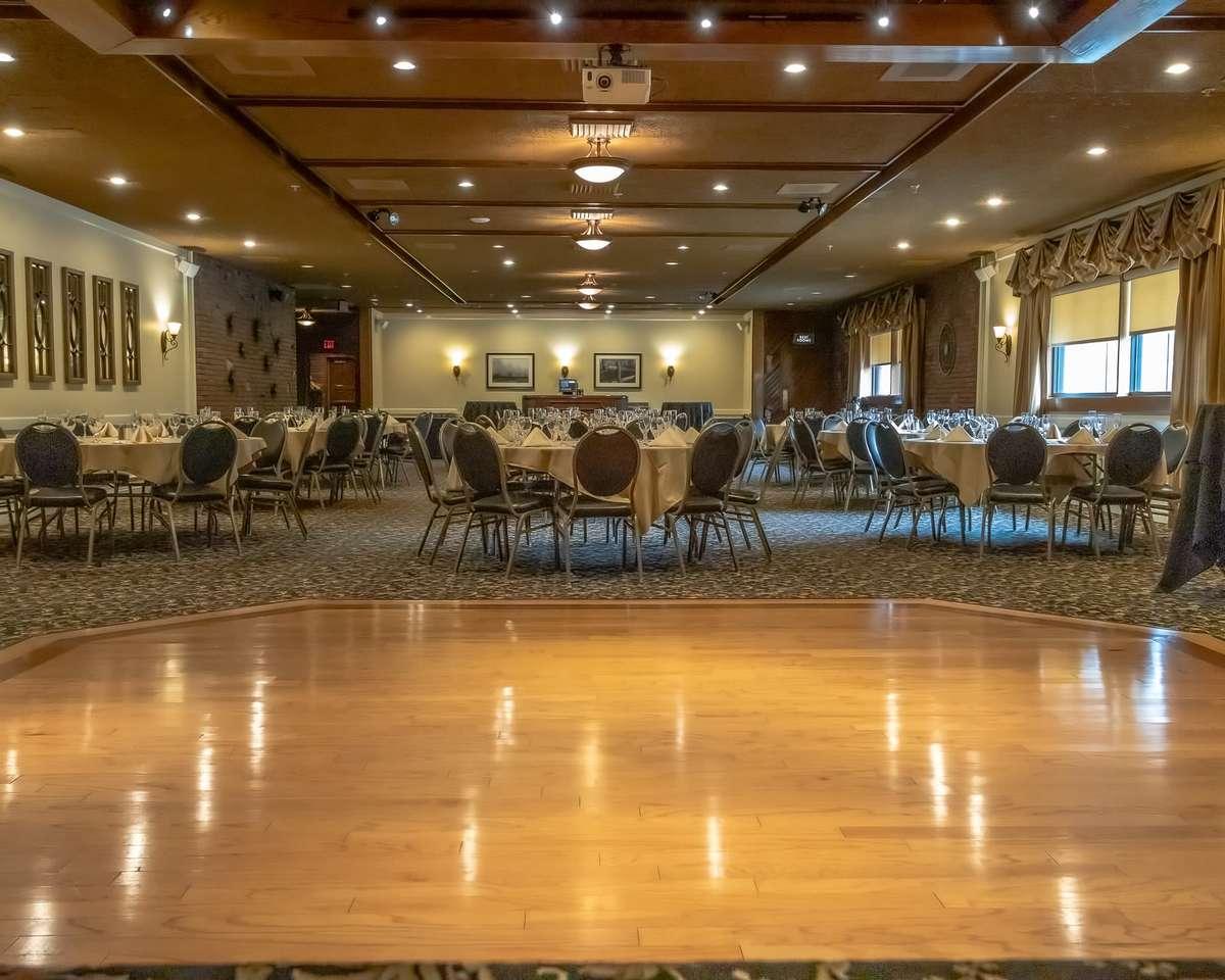 interior seating area