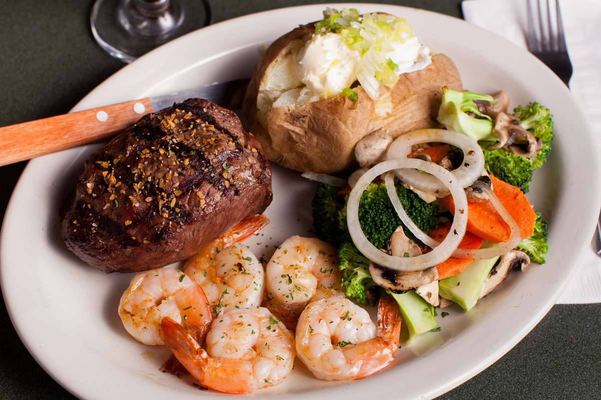 West End Surf & Turf