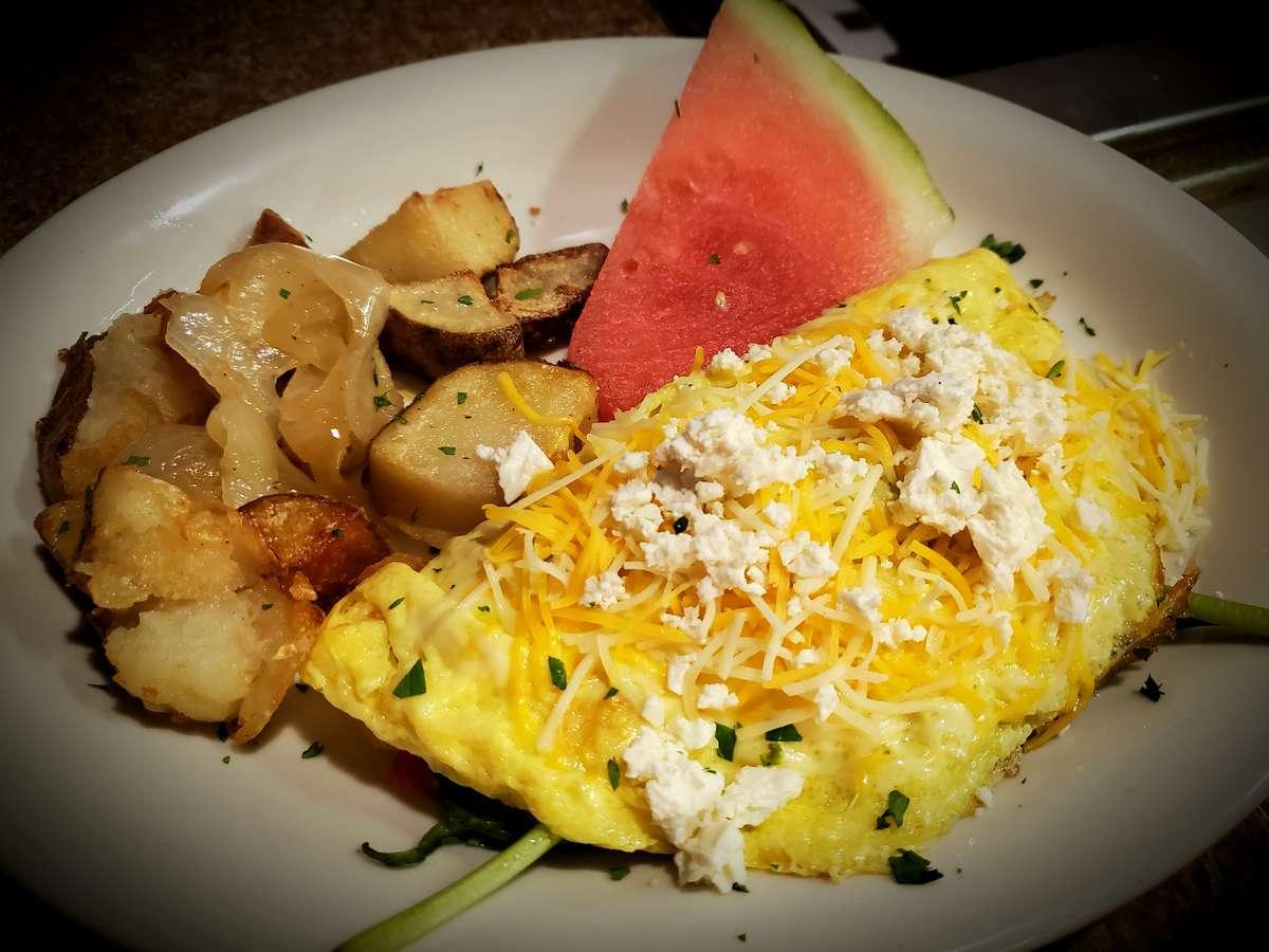 Mediterrean Omelette*