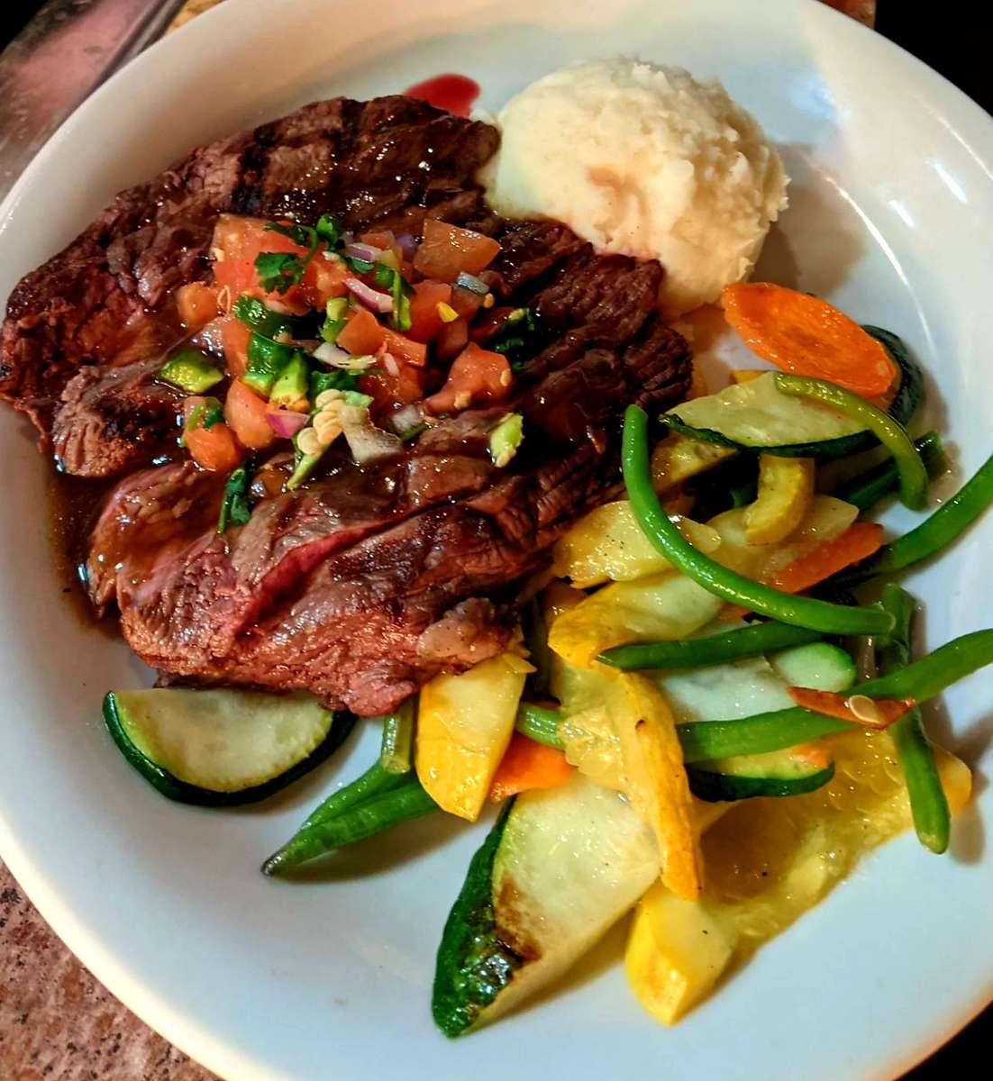 Flatiron Steak*