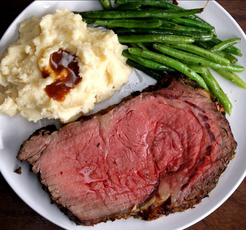 Roasted Prime Rib* (Available after 4pm)