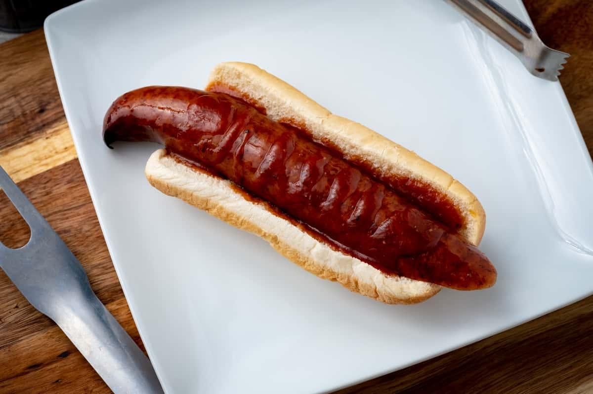 Smoke Sausage Dog