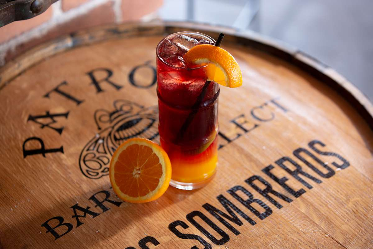 RED OR WHITE SANGRIA