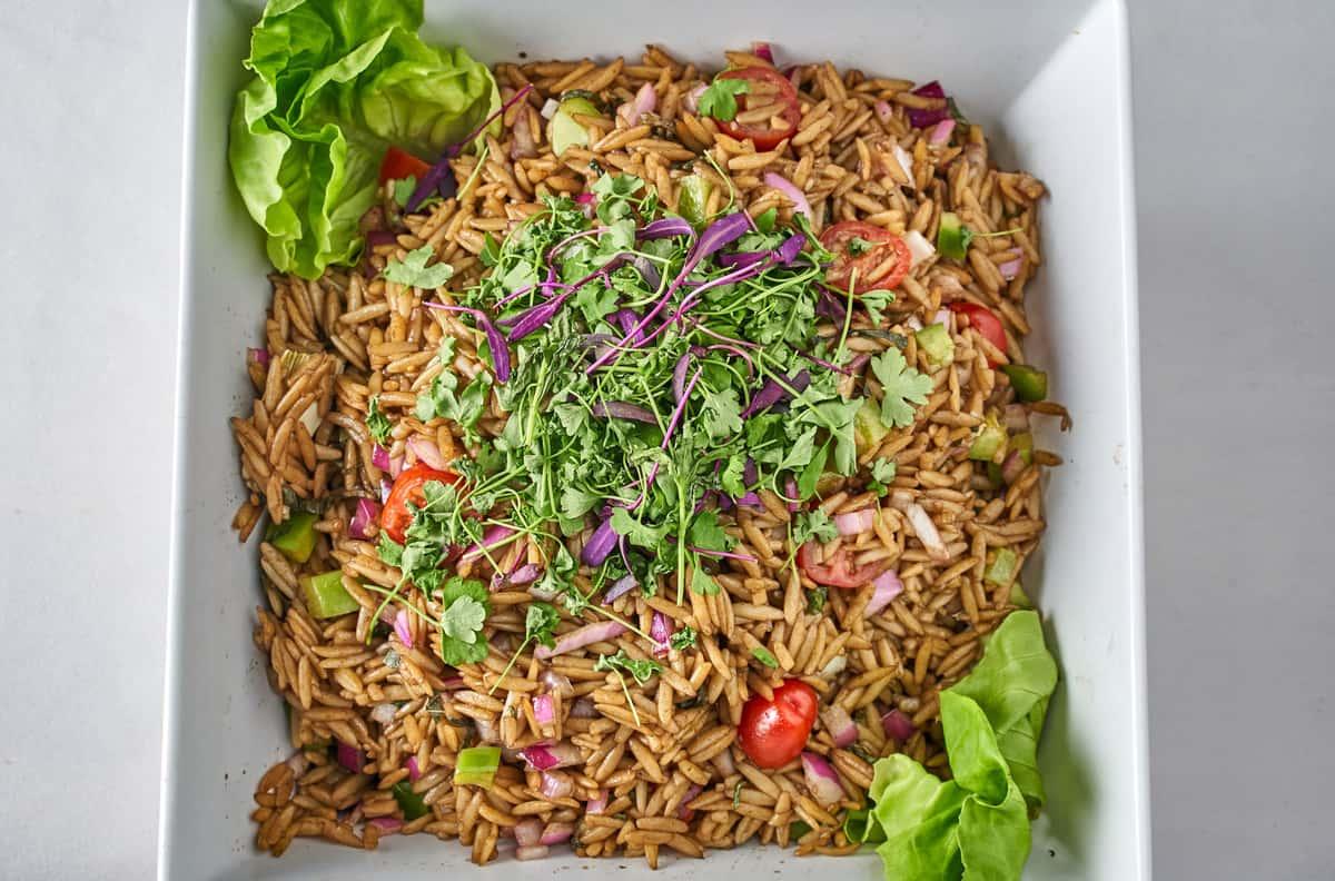 orzo rice