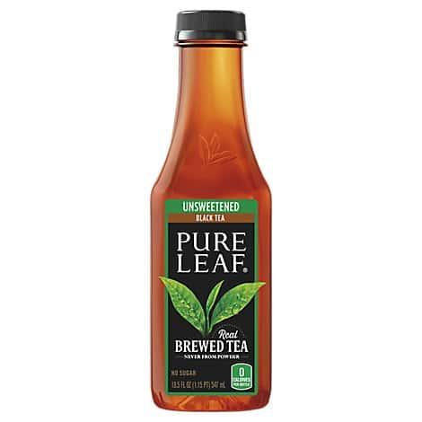 Pure Leaf unsweetened Black Tea