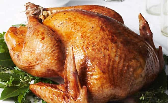 Whole Roasted Turkey