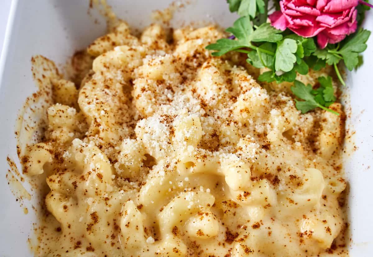 Macaroni and Cheese (half pan serves 12 - 15)
