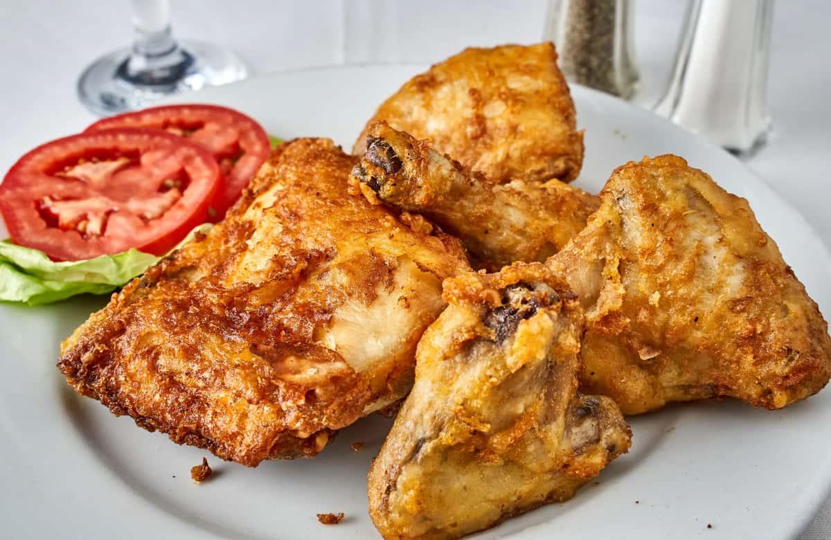 Sharko's Famous Fried Chicken