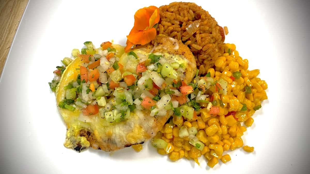 Fiesta Chicken