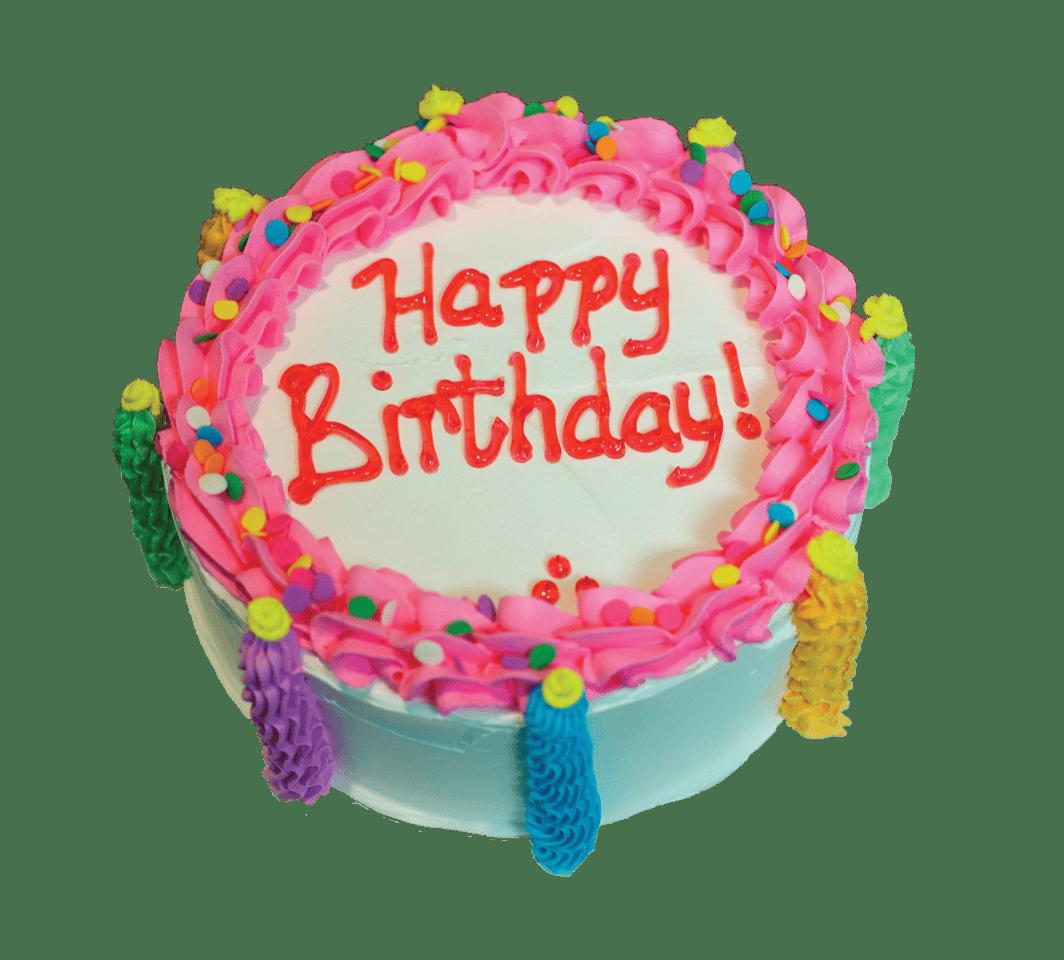 Traditional Birthday