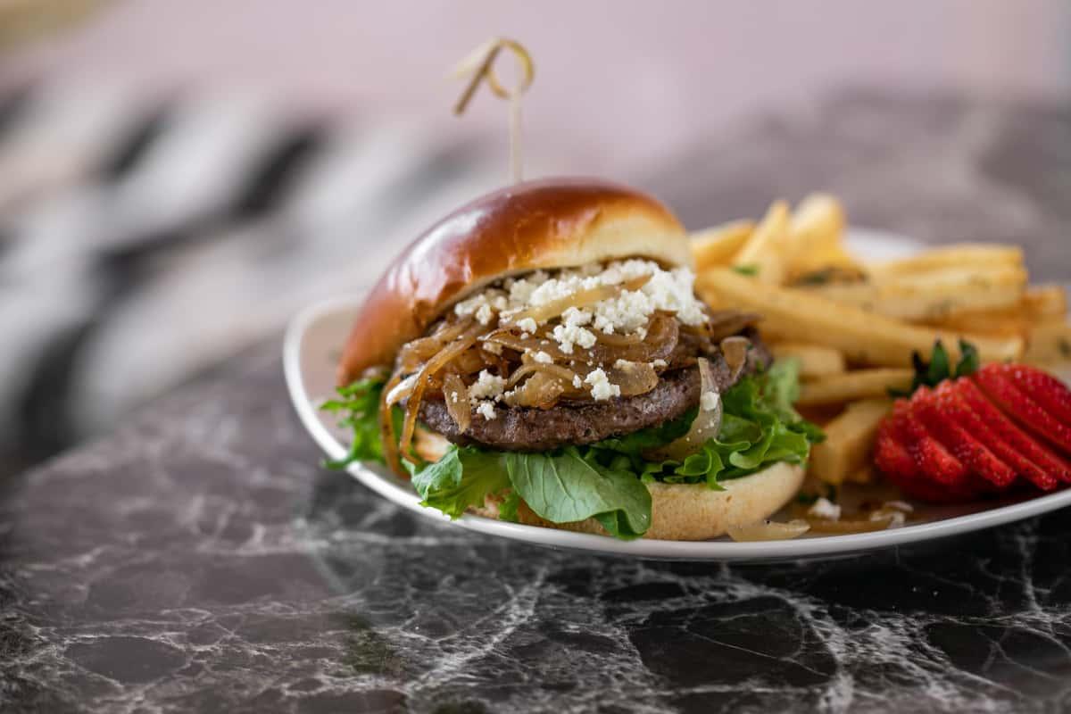 Le French Hamburger