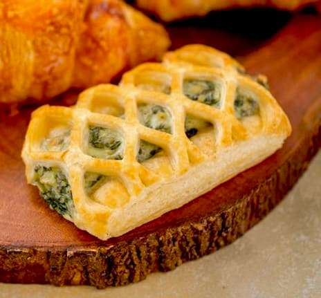 Spinach and Feta Croissant