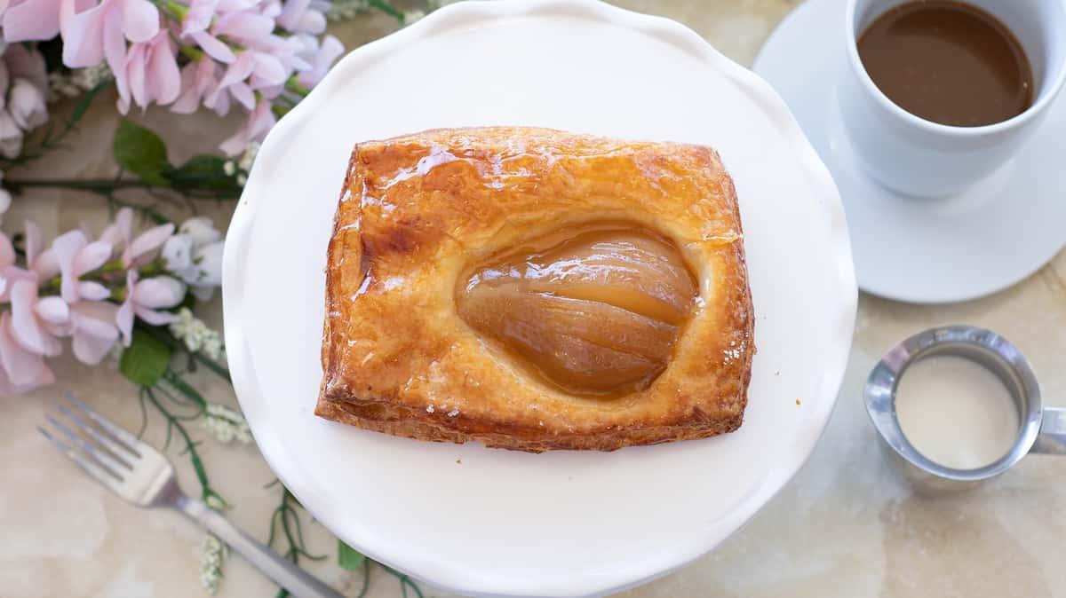 Pear Croissant