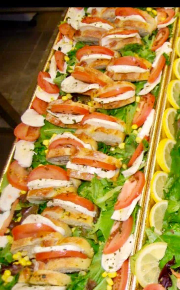 Baguette Surprise Sandwiches