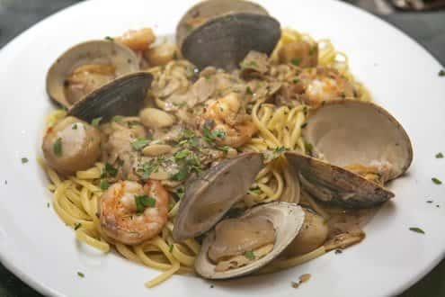 Seafood Posilipo
