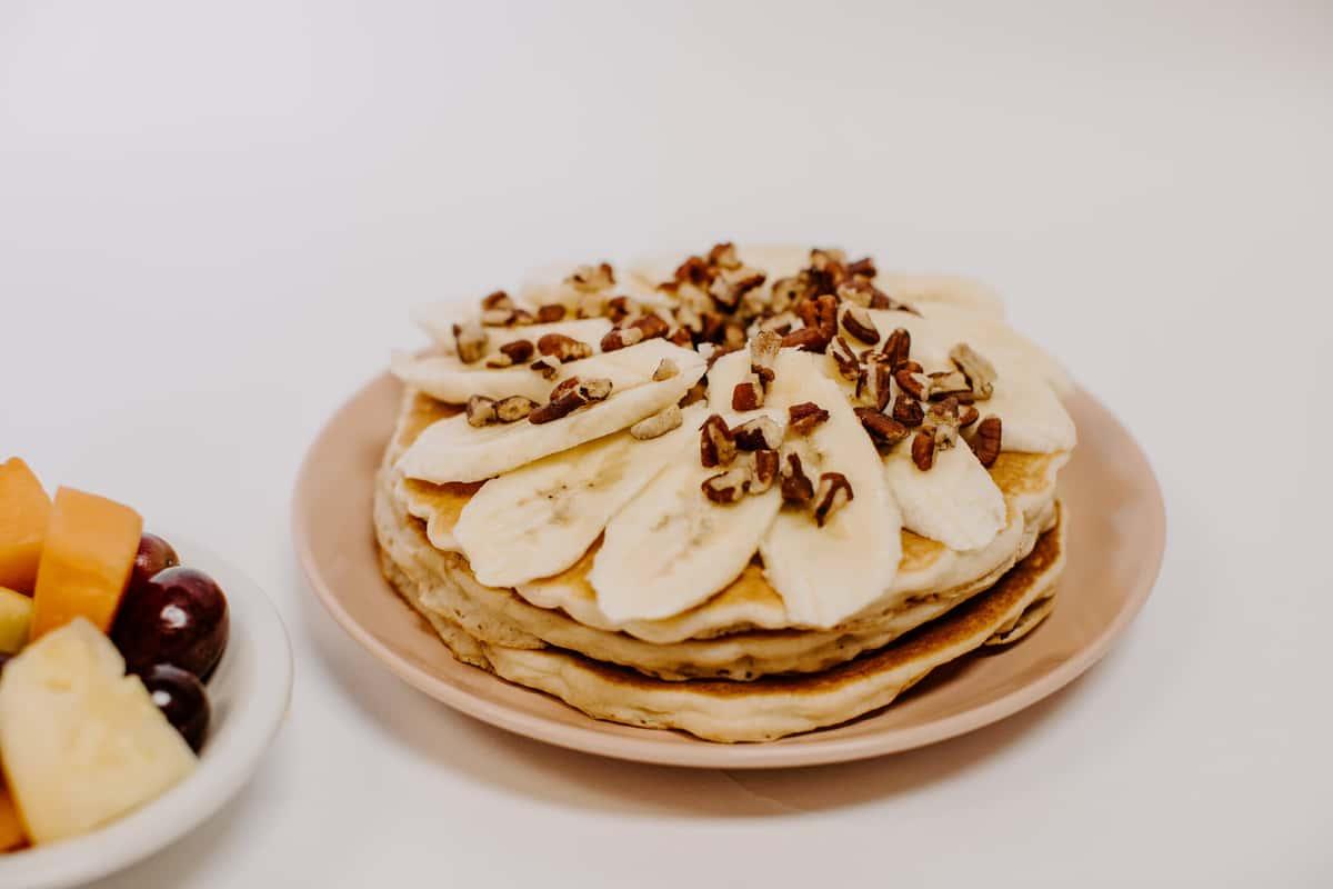Banana & Pecan