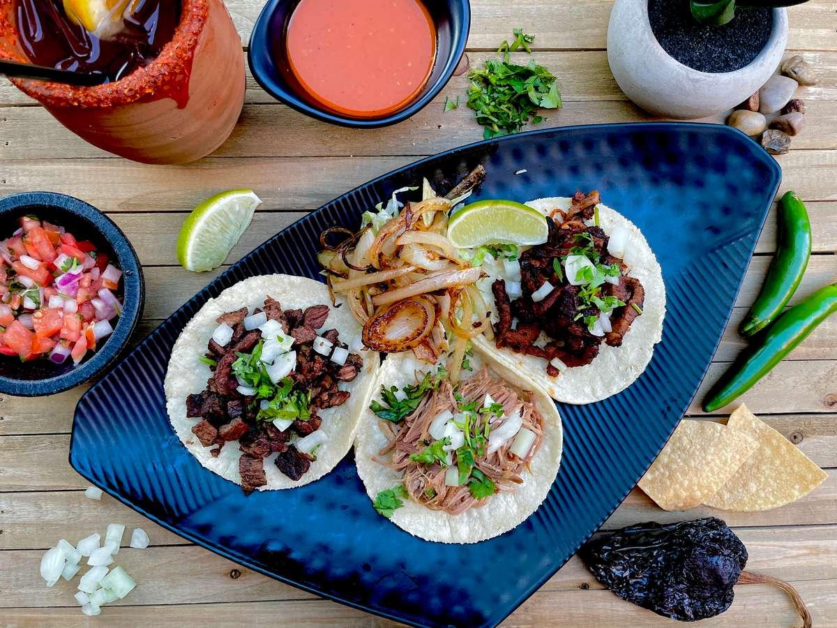Three Amigos Tacos