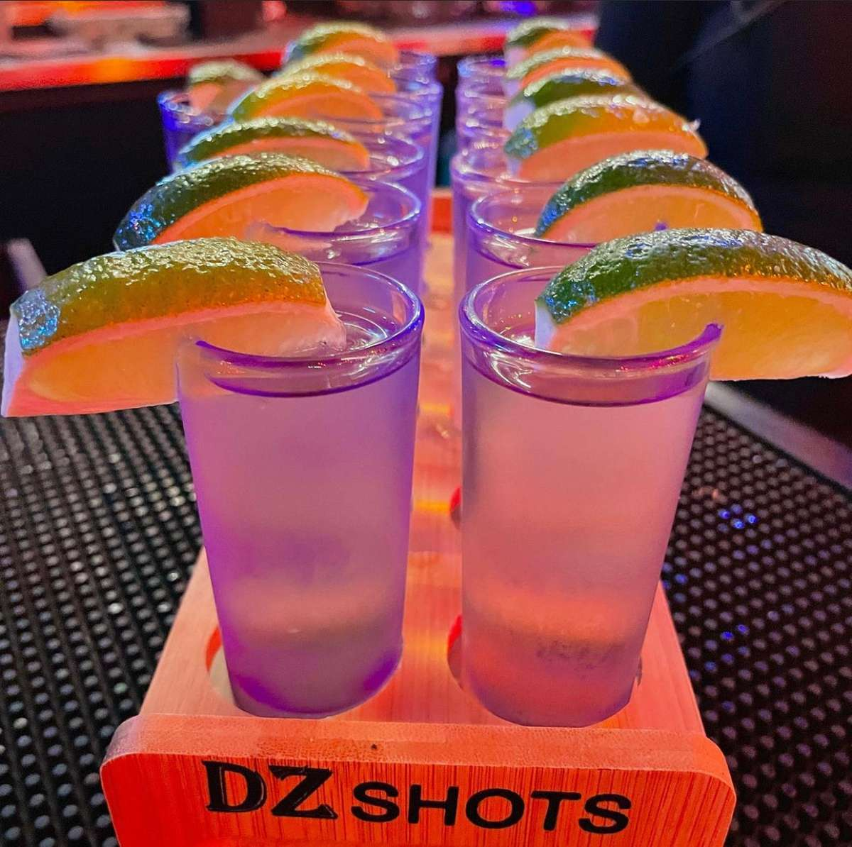 Tequila Shooter Rack