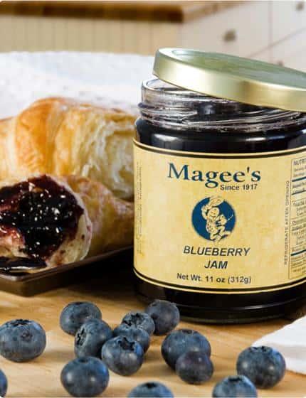 Blueberry Preserve