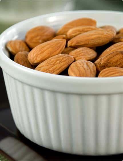 Almonds-Natural