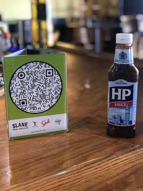 HP Brown Sauce