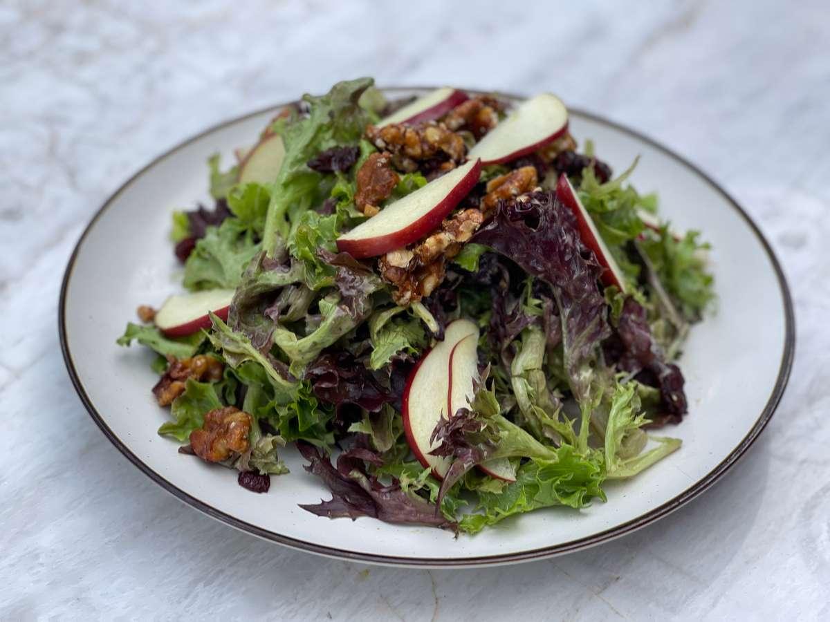 Sweet Walnut Salad