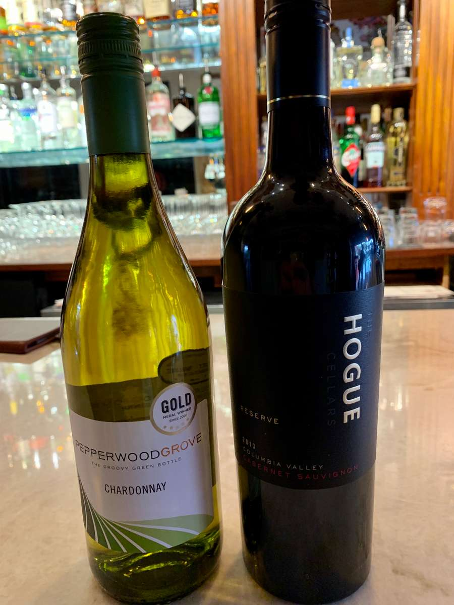 House white or red wine
