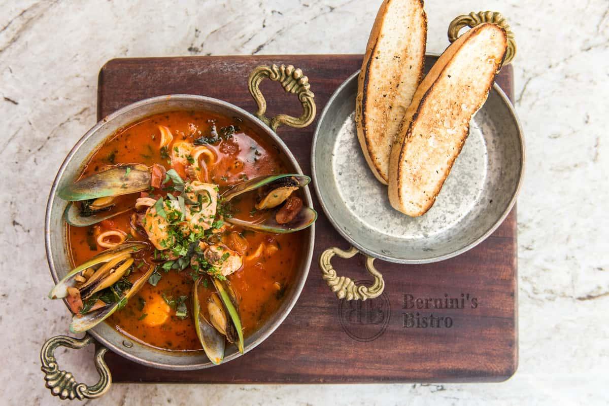 Seafood Ciopinno