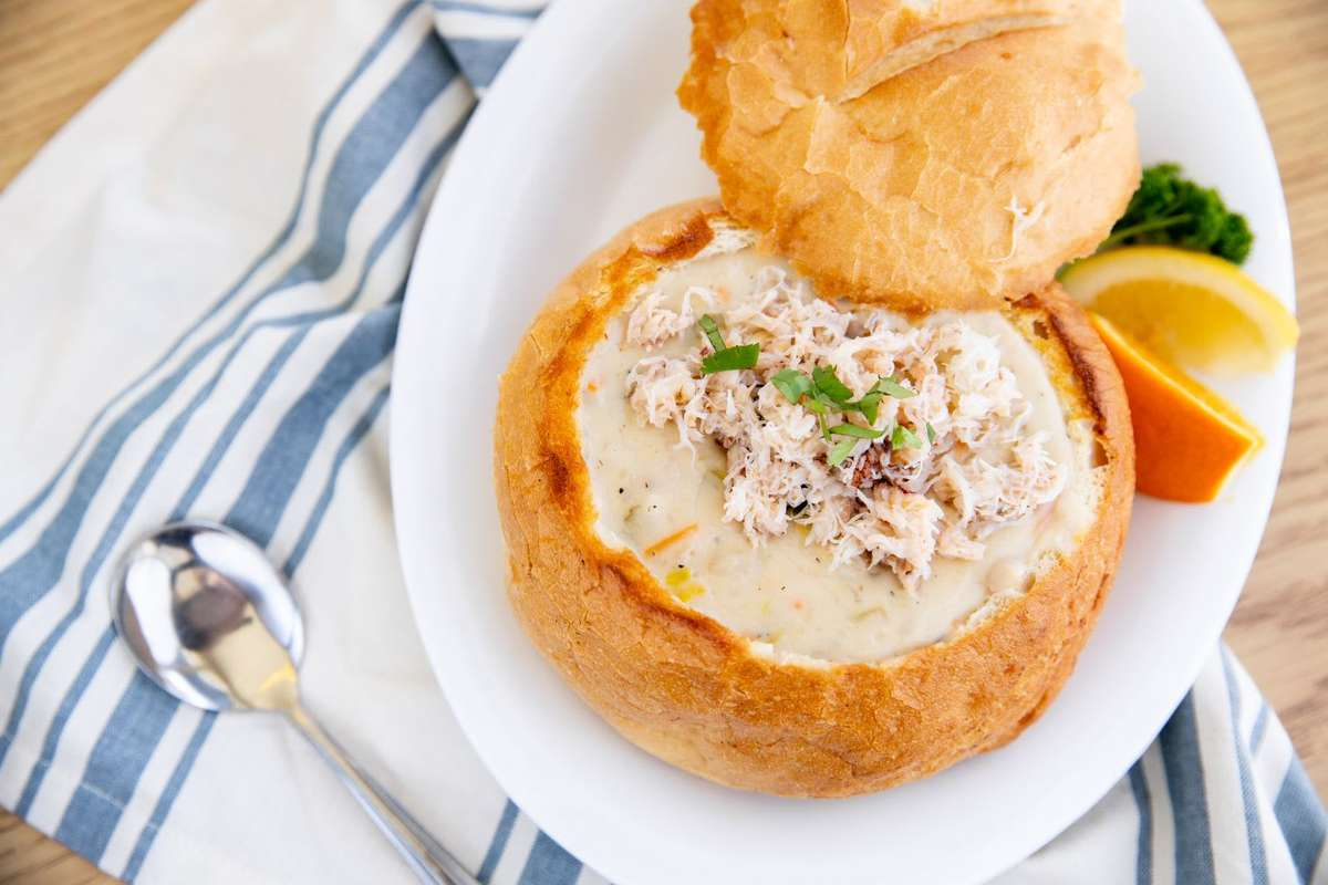 House Made Clam or Seafood Chowder