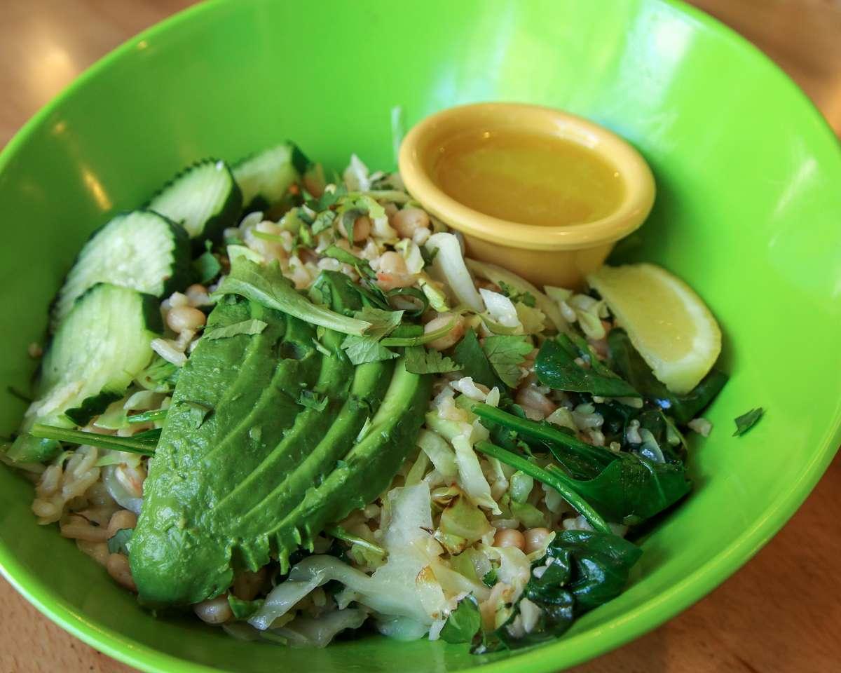 Juli's Brown Rice Saute