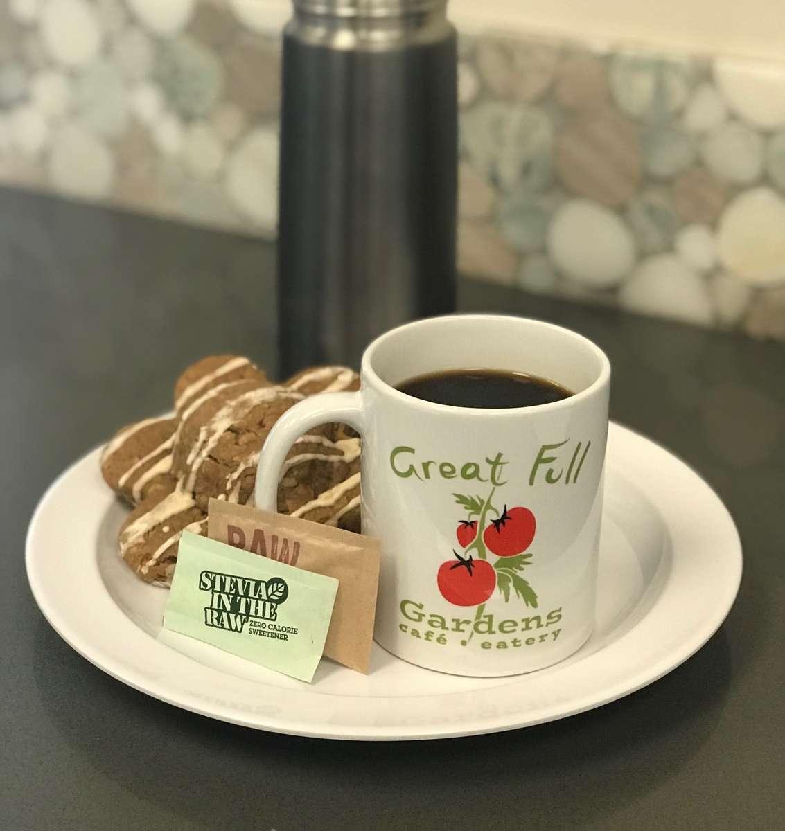 Fresh Brewed Lighthouse Coffee