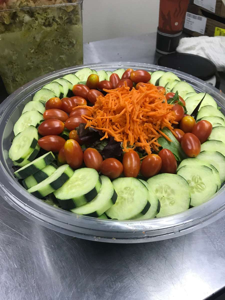 Green House Salad (Per Person)