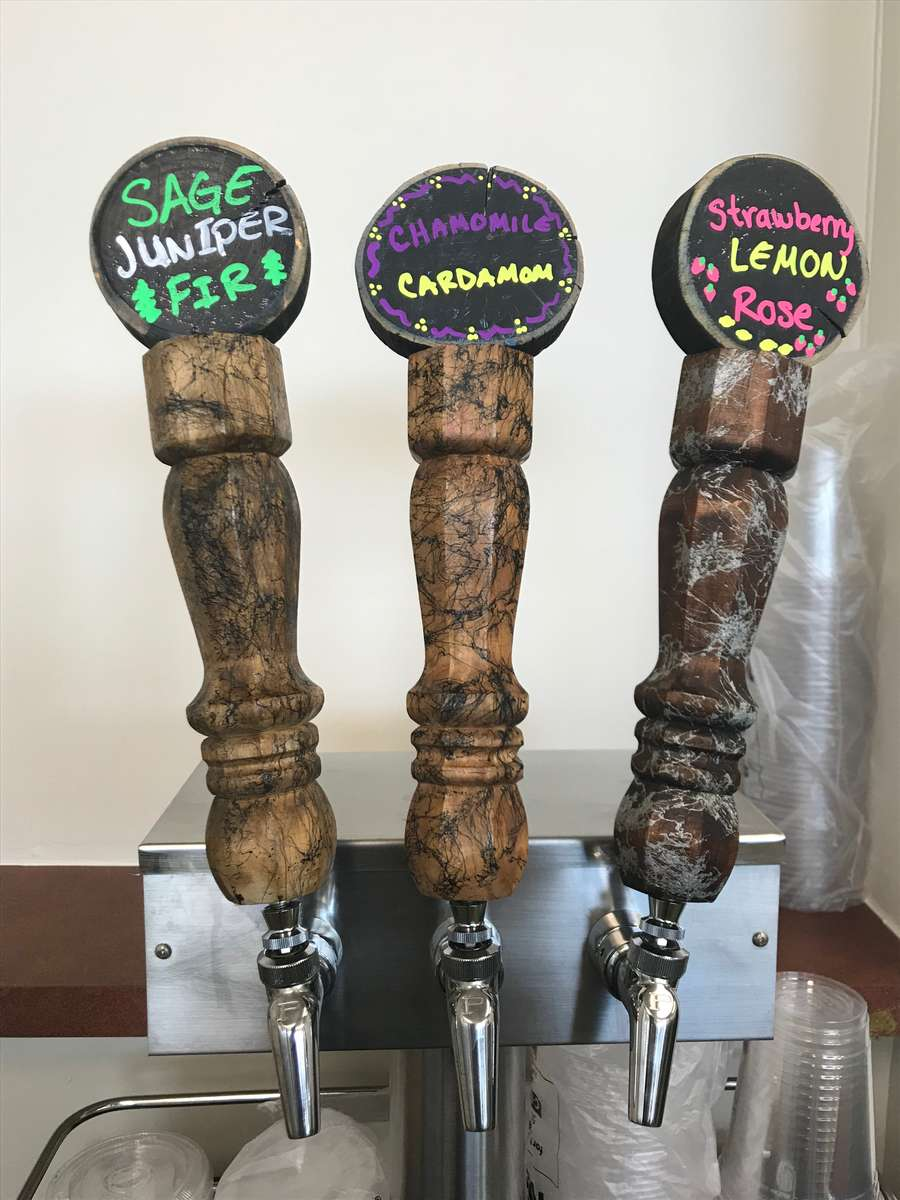 FOLK Kombucha on Tap