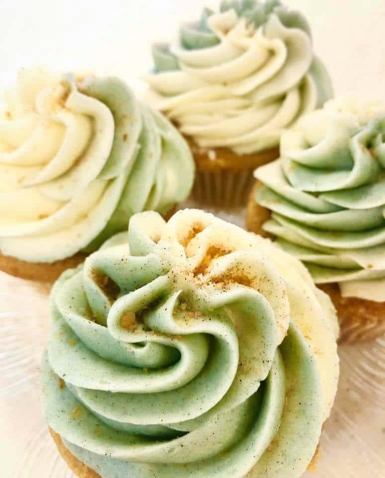 Great Full Cupcake