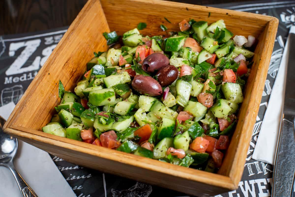Iraqi Salad