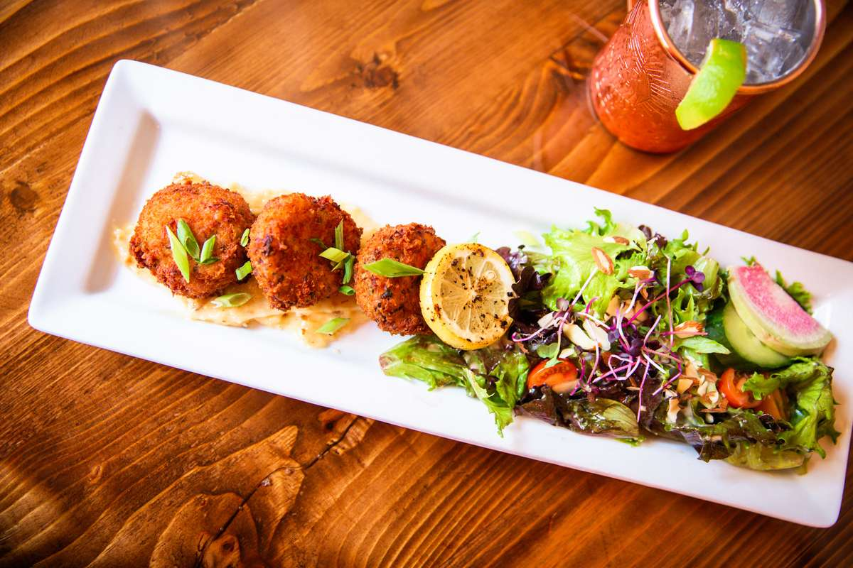 Lobster Crab Cakes