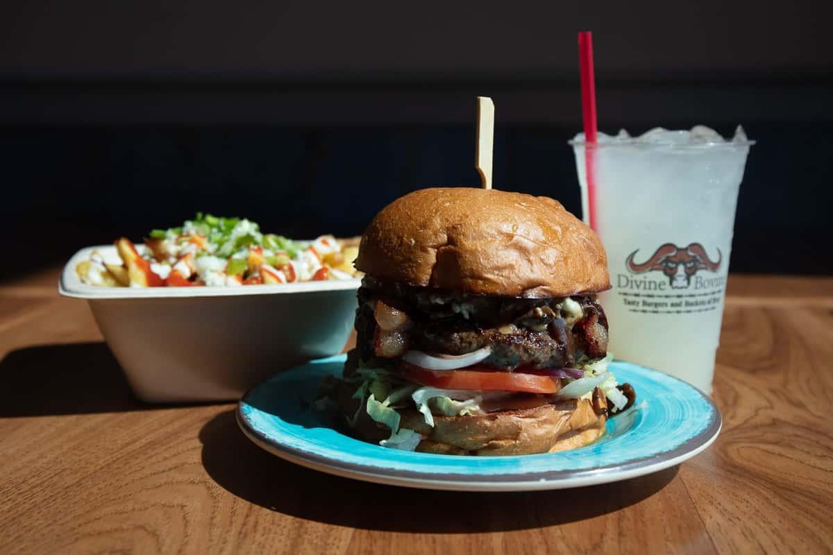 5b1 burger
