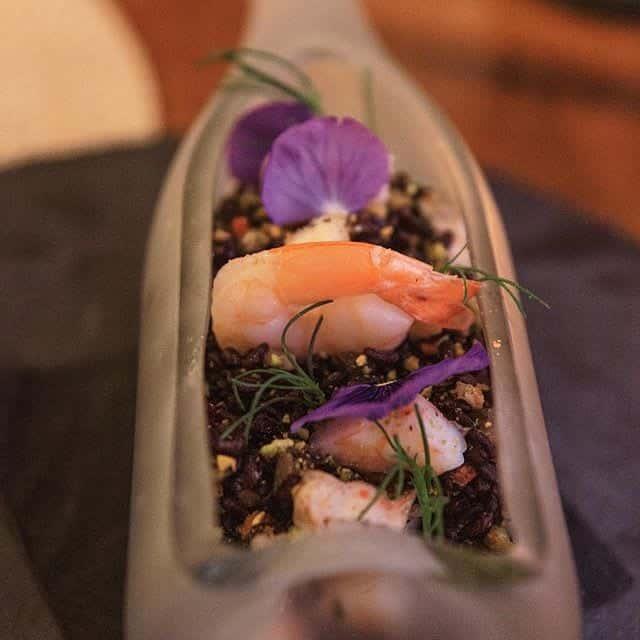 Taormina Black Rice Salad in the Bottle