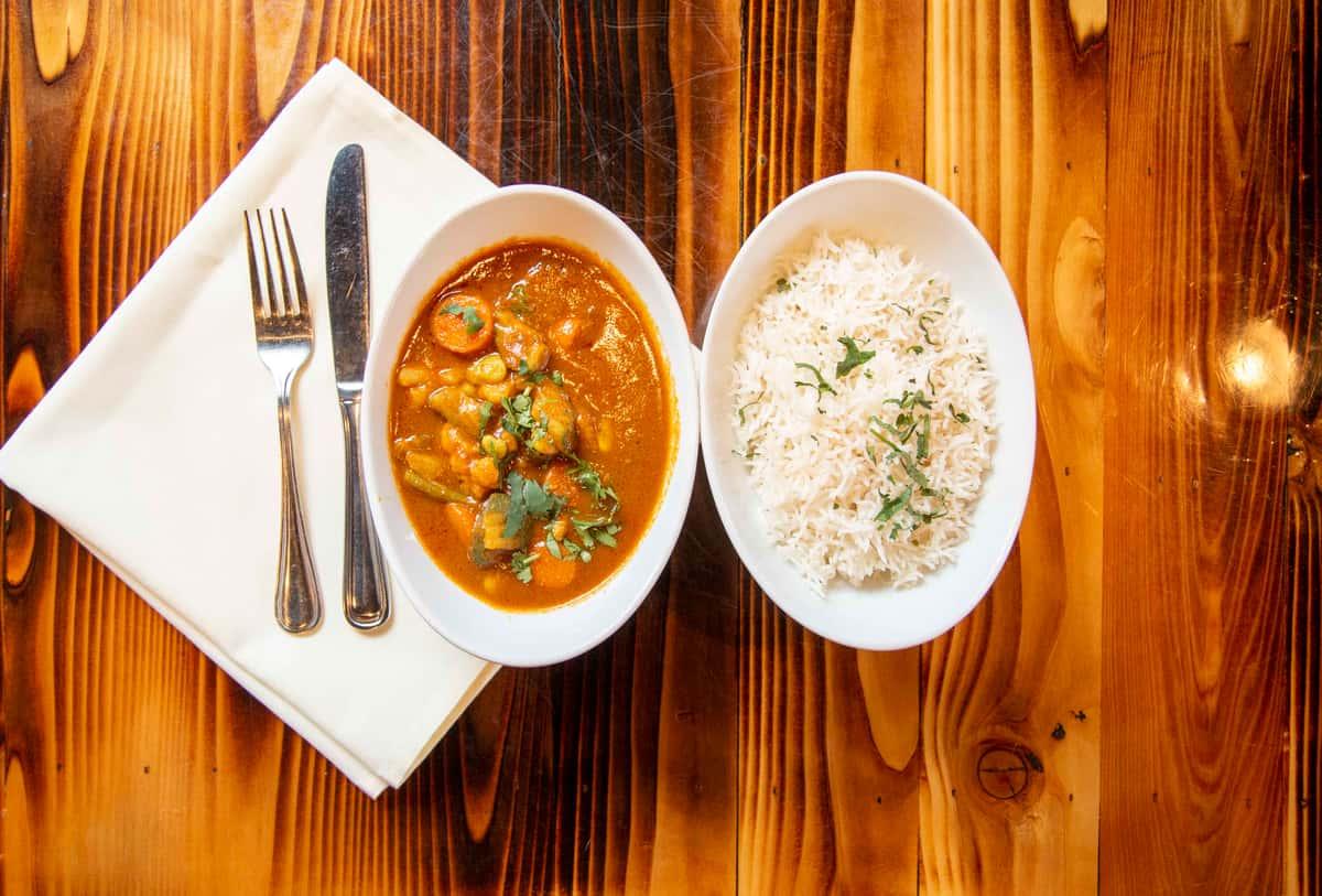 Veggie - Curry
