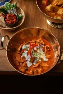 Panang Curry**