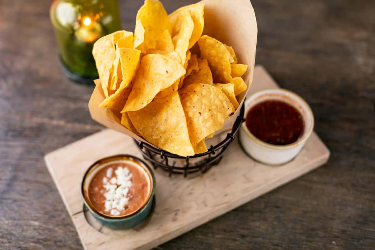Guacamole | Chips & Salsa