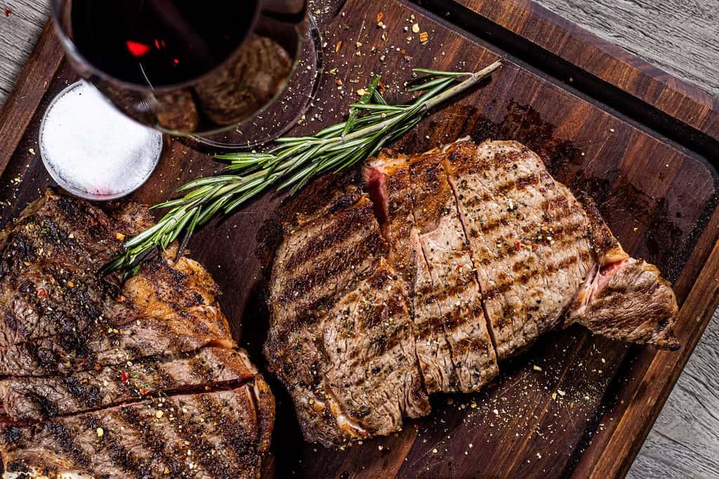 C.A.B. Prime Steaks